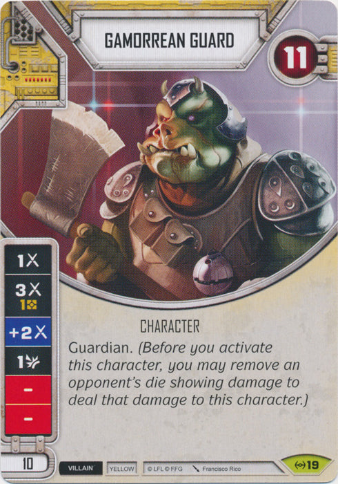 Gamorrean Guard (EAW) Rare
