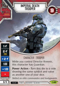 Imperial Death Trooper (CM) Rare