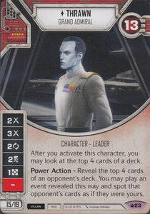 Thrawn - Grand Admiral (SOH) Legendary