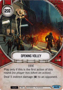 Opening Volley (WOTF) Common