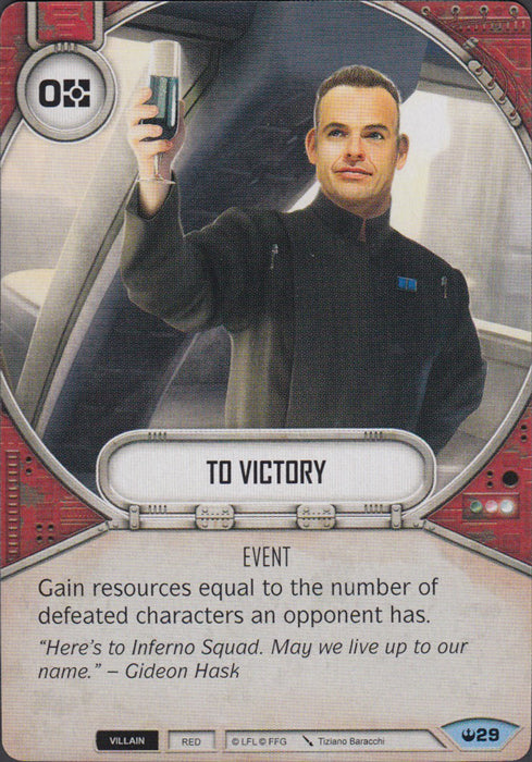 To Victory (SOH) Common