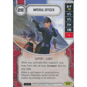 Imperial Officer (CONV) Rare