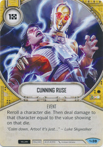 Cunning Ruse (ATG) Common