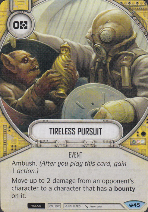 Tireless Pursuit (SOH) Common