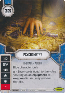 Psychometry (EAW) Rare