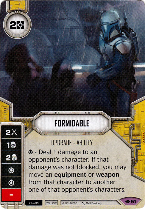 Formidable (WotF) Legendary
