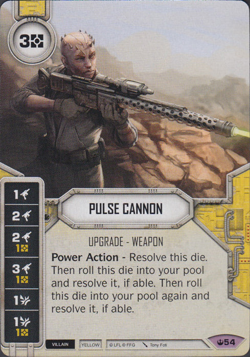 Pulse Cannon (SOH) Legendary