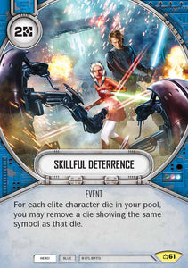 Skillful Deterrence (CM) Uncommon