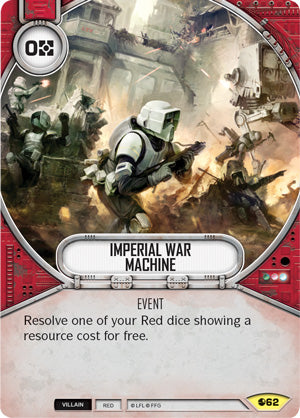 Imperial War Machine (SoR) Uncommon