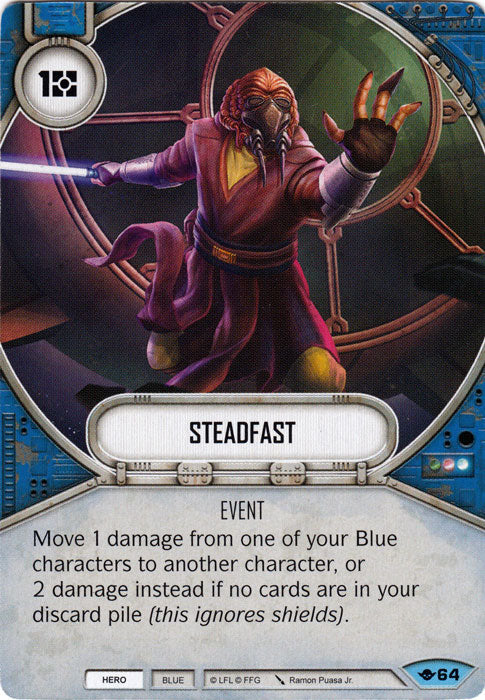 Steadfast (WOTF) Common