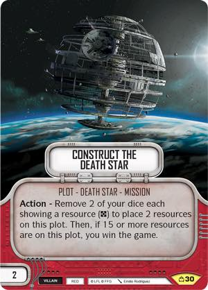 Construct The Death Star (CM) Uncommon