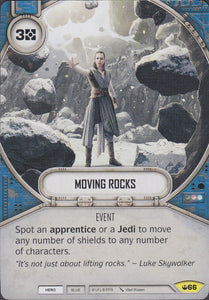 Moving Rocks (SOH) Uncommon