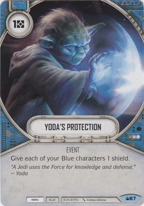 Yoda's Protection (SOH) Common