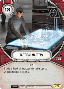 Tactical Mastery (AWK) Uncommon