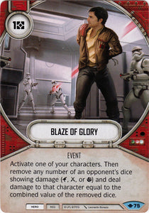 Blaze of Glory (WOTF) Common