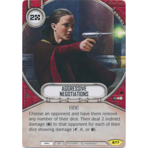 Aggressive Negotiations (CONV) Uncommon