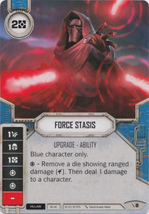 Force Stasis (2PG) Starter