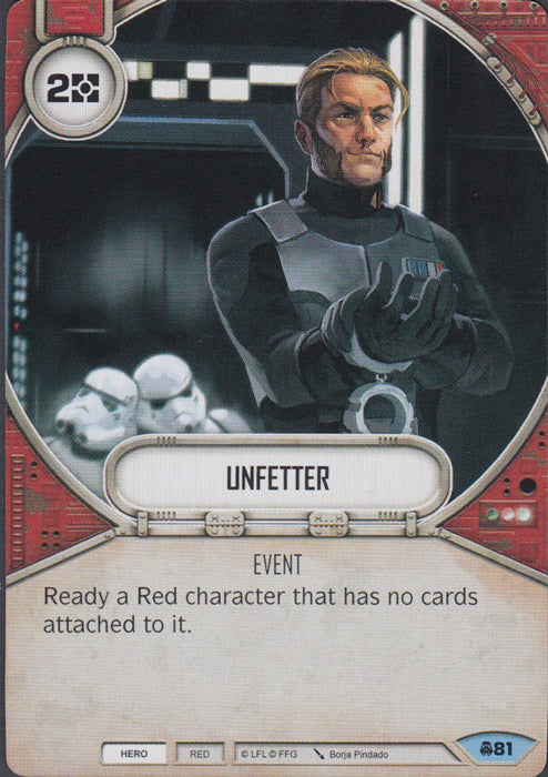 Unfetter (CONV) Common
