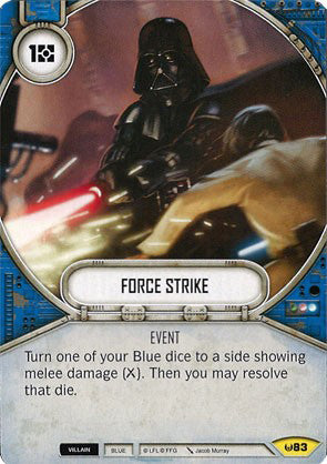 Force Strike (AWK) Uncommon