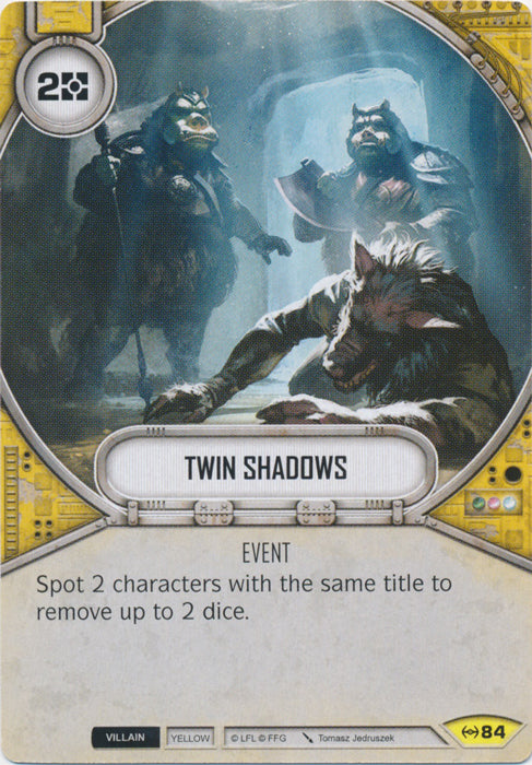 Twin Shadows (EAW) Uncommon