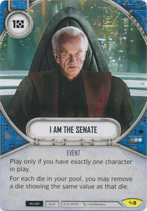 I Am The Senate (ATG) Uncommon