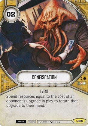 Confiscation (AWK) Uncommon