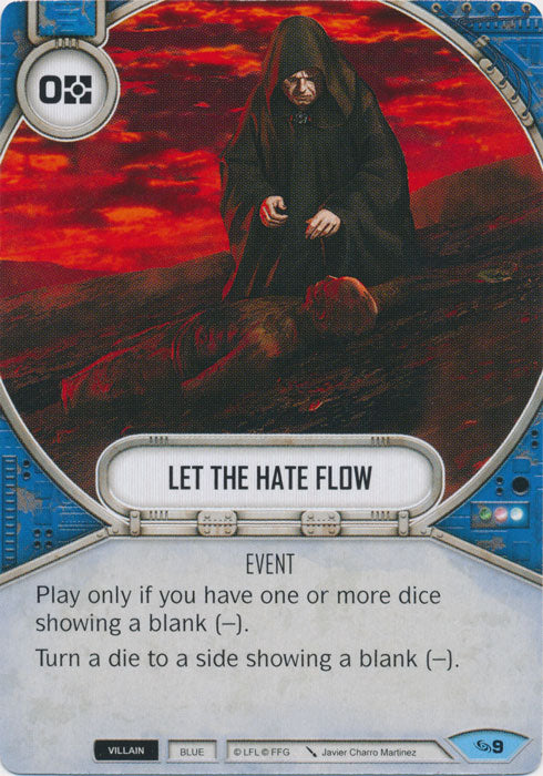 Let The Hate Flow (ATG) Common