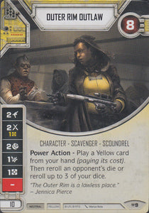 Outer Rim Outlaw (AON) Starter