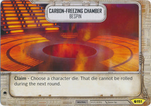 Carbon-freezing Chamber - Bespin (SoR) Uncommon