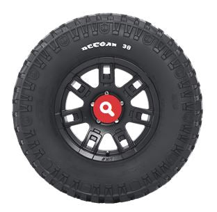 DEEGAN 38 MUD TERRAIN TYRE 30% Road & Sand, 70% Dirt & Mud