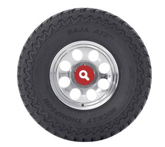 BAJA RADIAL ATZ P3 HYBRID ALL-TERRAIN TYRE 50% Road & Sand, 50% Dirt & Mud