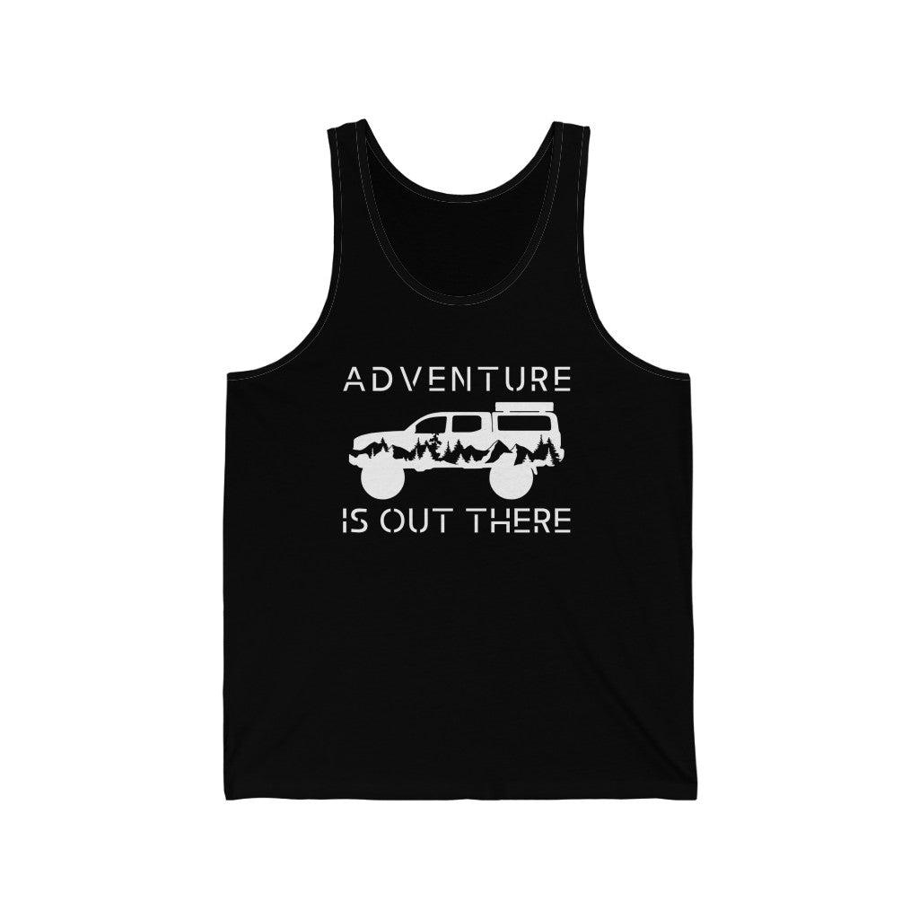 Adventure is Out There Tank - Unisex