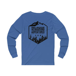 Wild Long Sleeve Tee