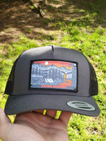 Load image into Gallery viewer, Camping with a View Multi-Style SA Hat (Retro)