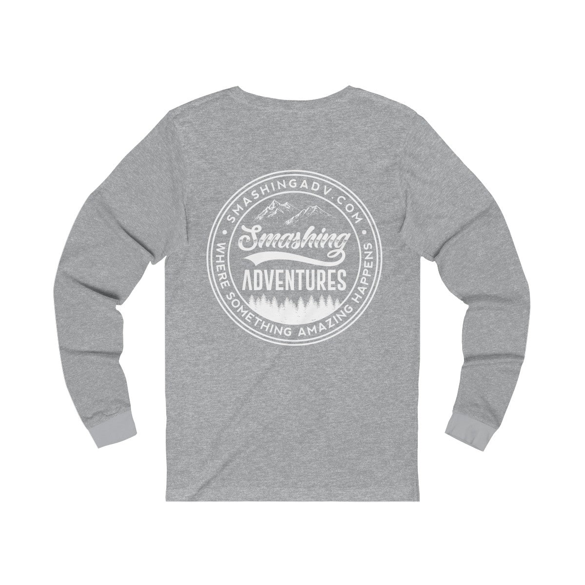 Adventure is Out There Long Sleeve Tee - *30% OFF*