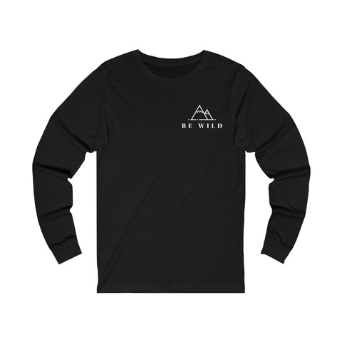 Be Wild Long Sleeve Tee