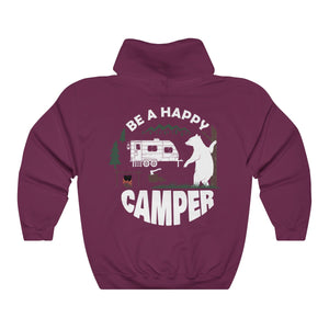 Be A Happy Camper Hoodie - *30% OFF*