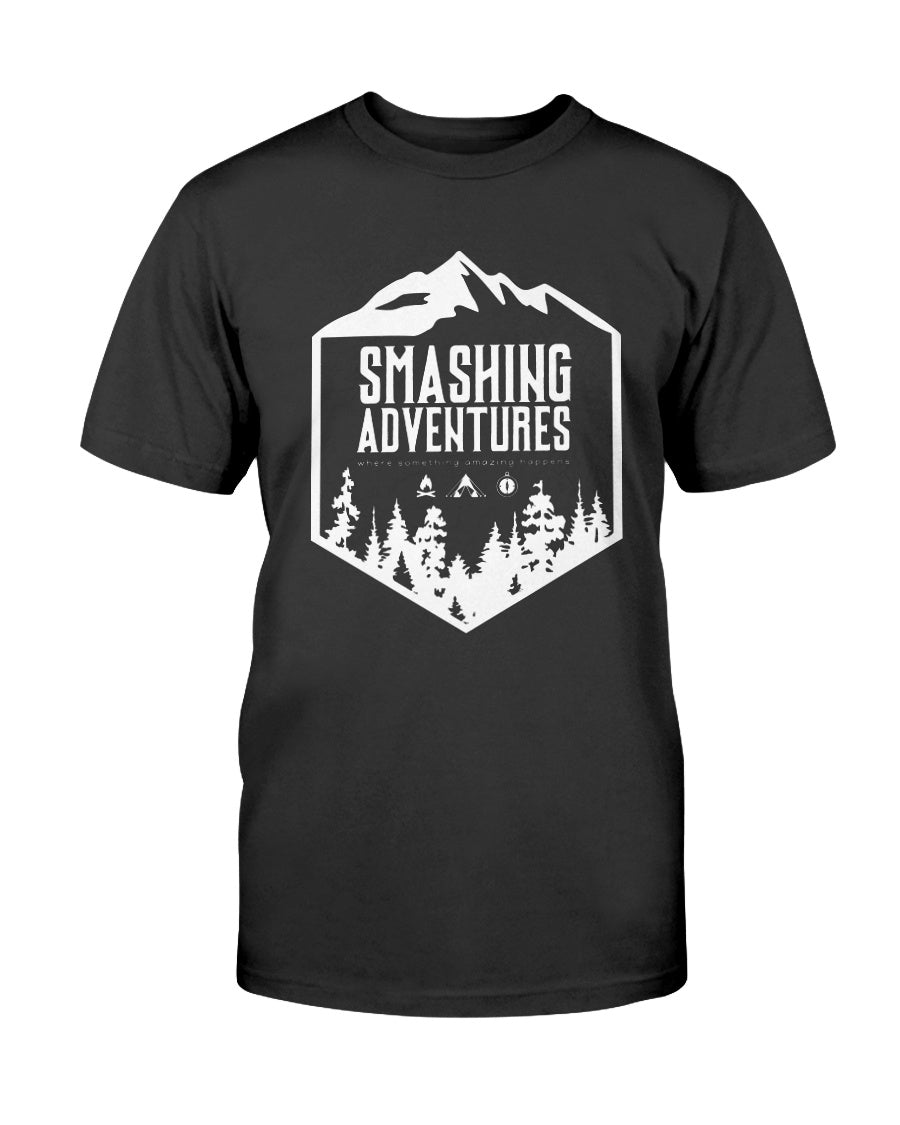 Smashing Adventures Nigel Tee