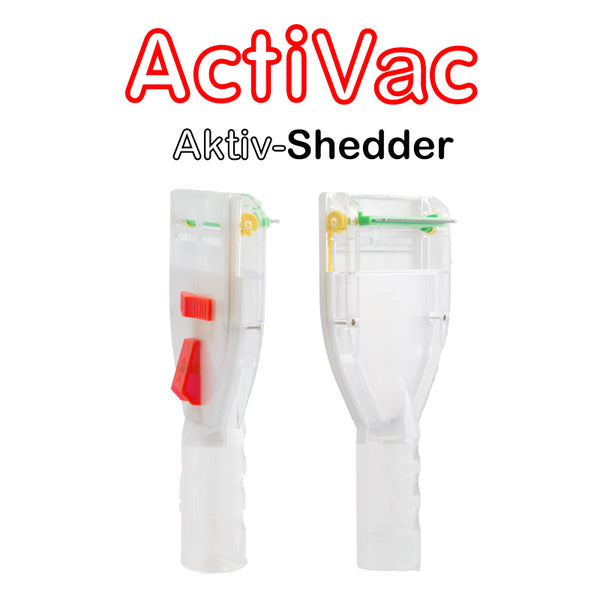 "ActiVac ""Active Shedder"""