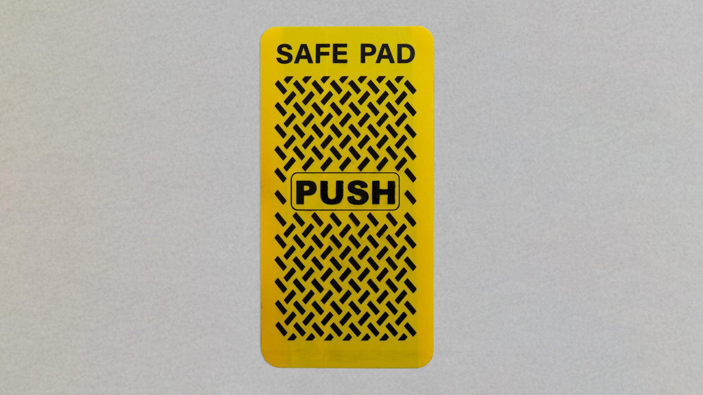 TouchSafe Door Pads