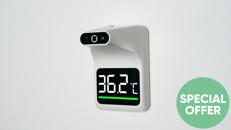 Automatic Thermometer