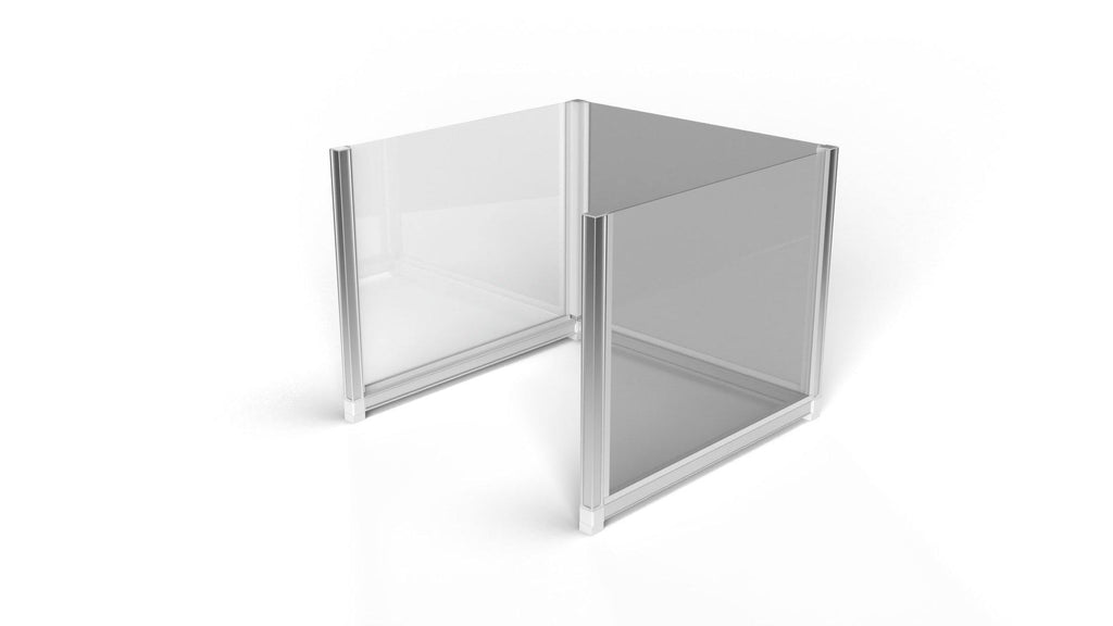 Desk Dividers - T3 Desktop