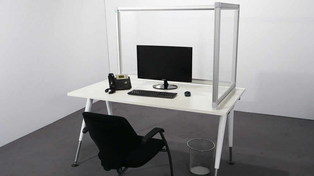 T3 Desk Dividers - U & L Shape