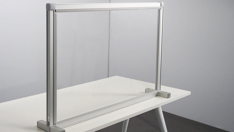 T3 Desk Dividers - Straight