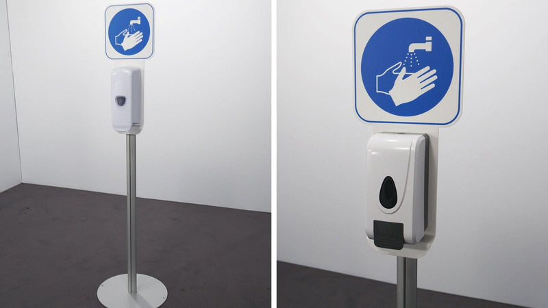 Manual Sanitiser Stand