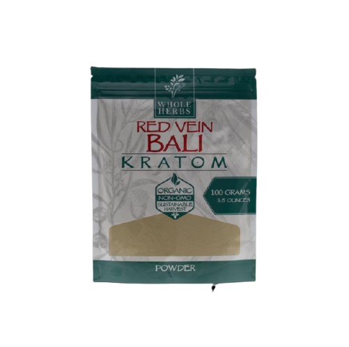 Whole Herbs - Kratom Powder Tea Red Vein Bali