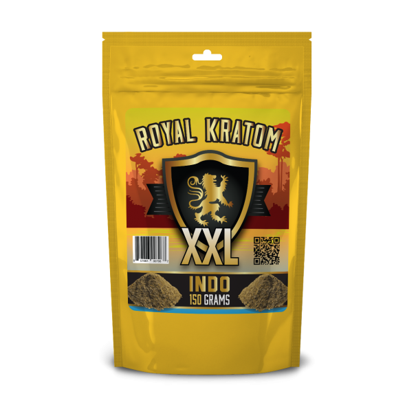 Royal Kratom - Kratom Powder Tea Indo 150gm For Sale
