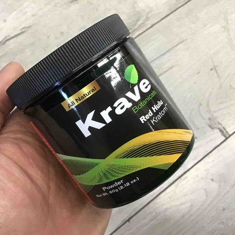 Krave - Kratom Powder Tea 60gm For Sale