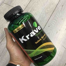 Load image into Gallery viewer, Krave - Kratom Capsule Yellow Borneo For Sale