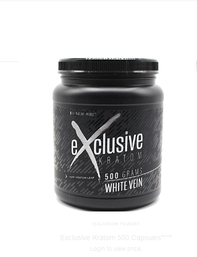 Exclusive - Kratom Powder White Vein 500gmExclusive - Kratom Powder Tea White Vein 500gm For Sale